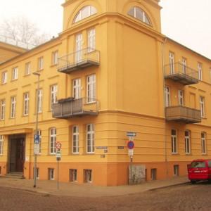 Mehrfamilienhaus in Schwerin