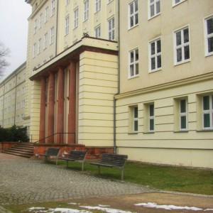 Wirtschaftsministerium in Schwerin